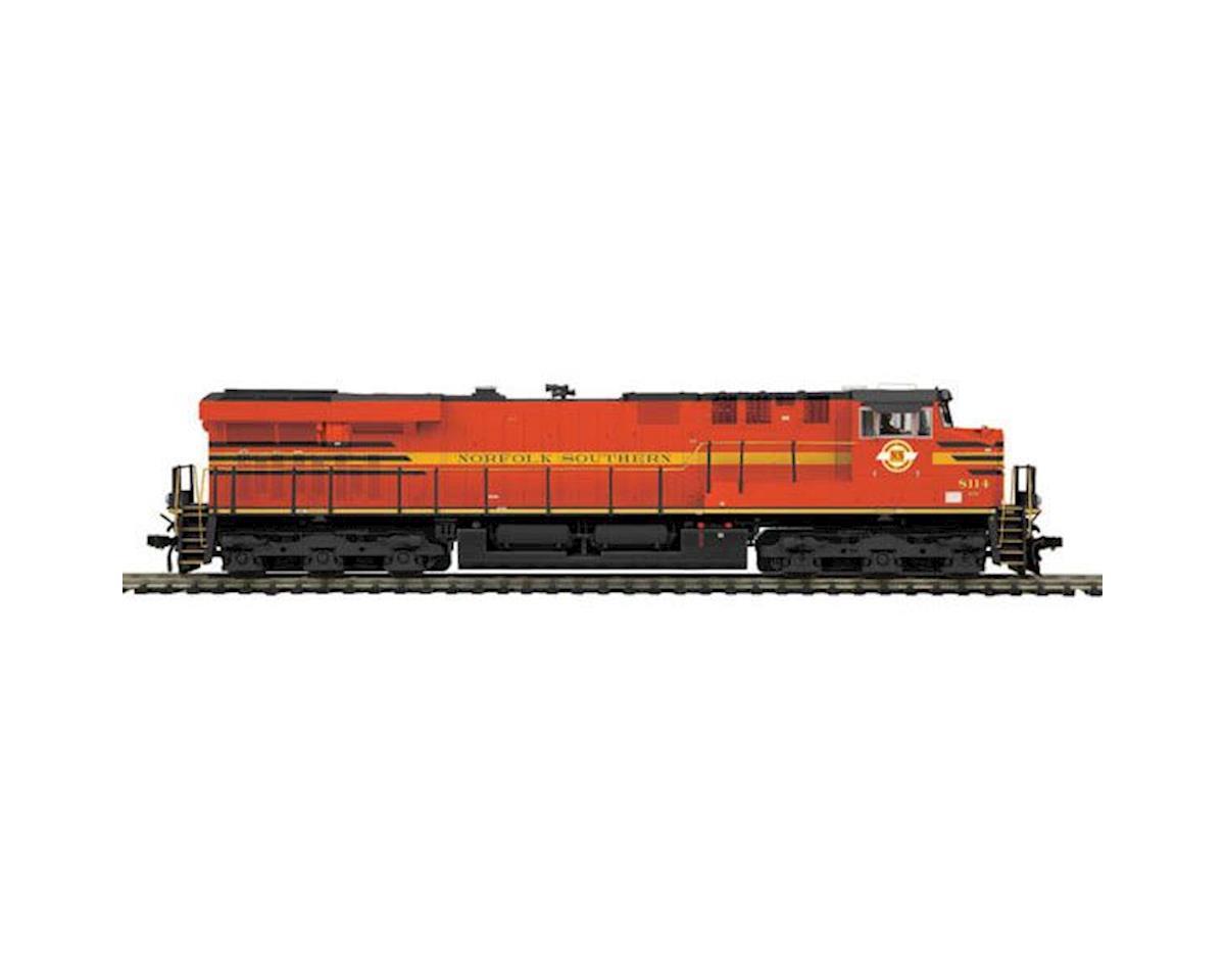 MTH Trains HO ES44AC w/NMRA, NS/Heritage #8114