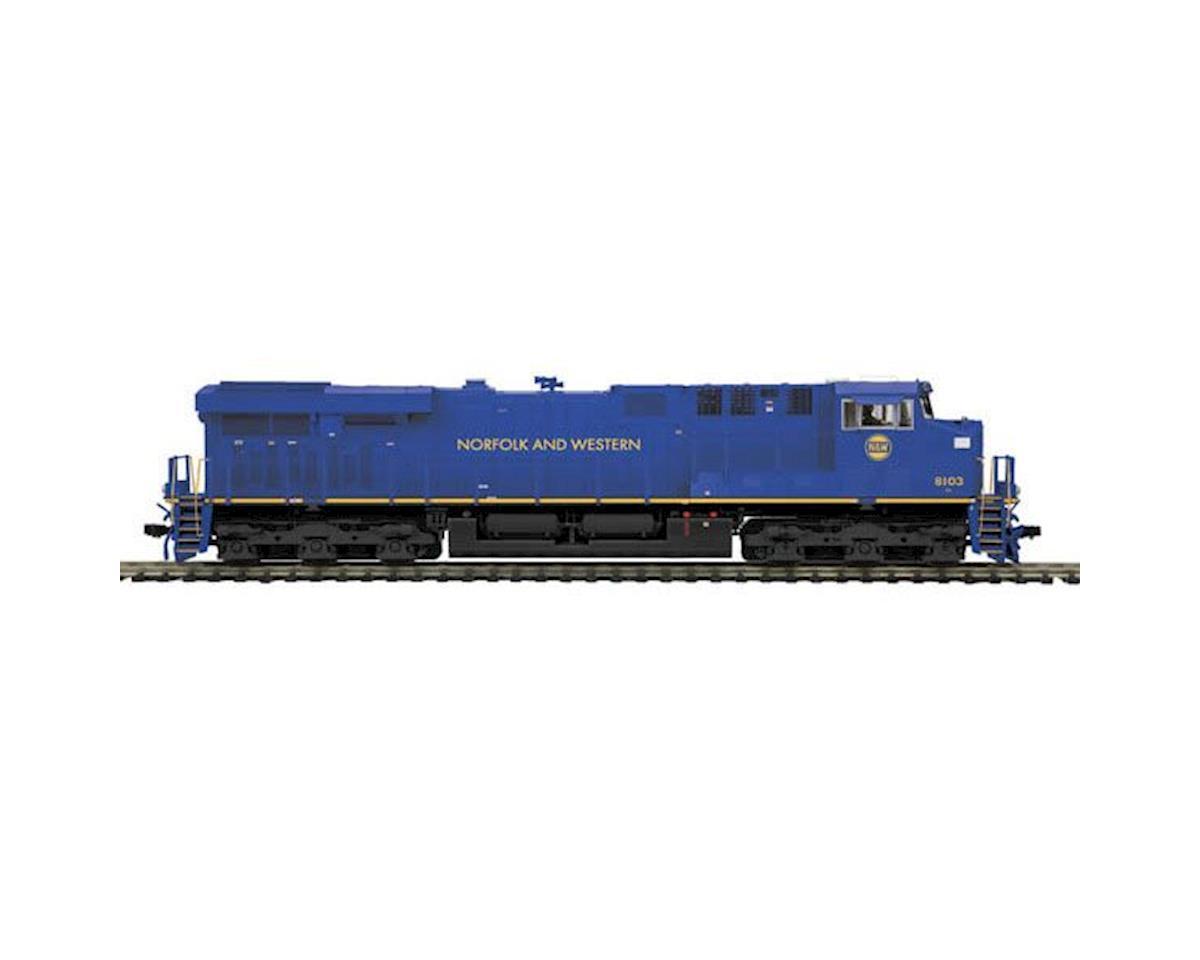 MTH Trains HO ES44AC w/NMRA, NS/N&W Heritage #8103
