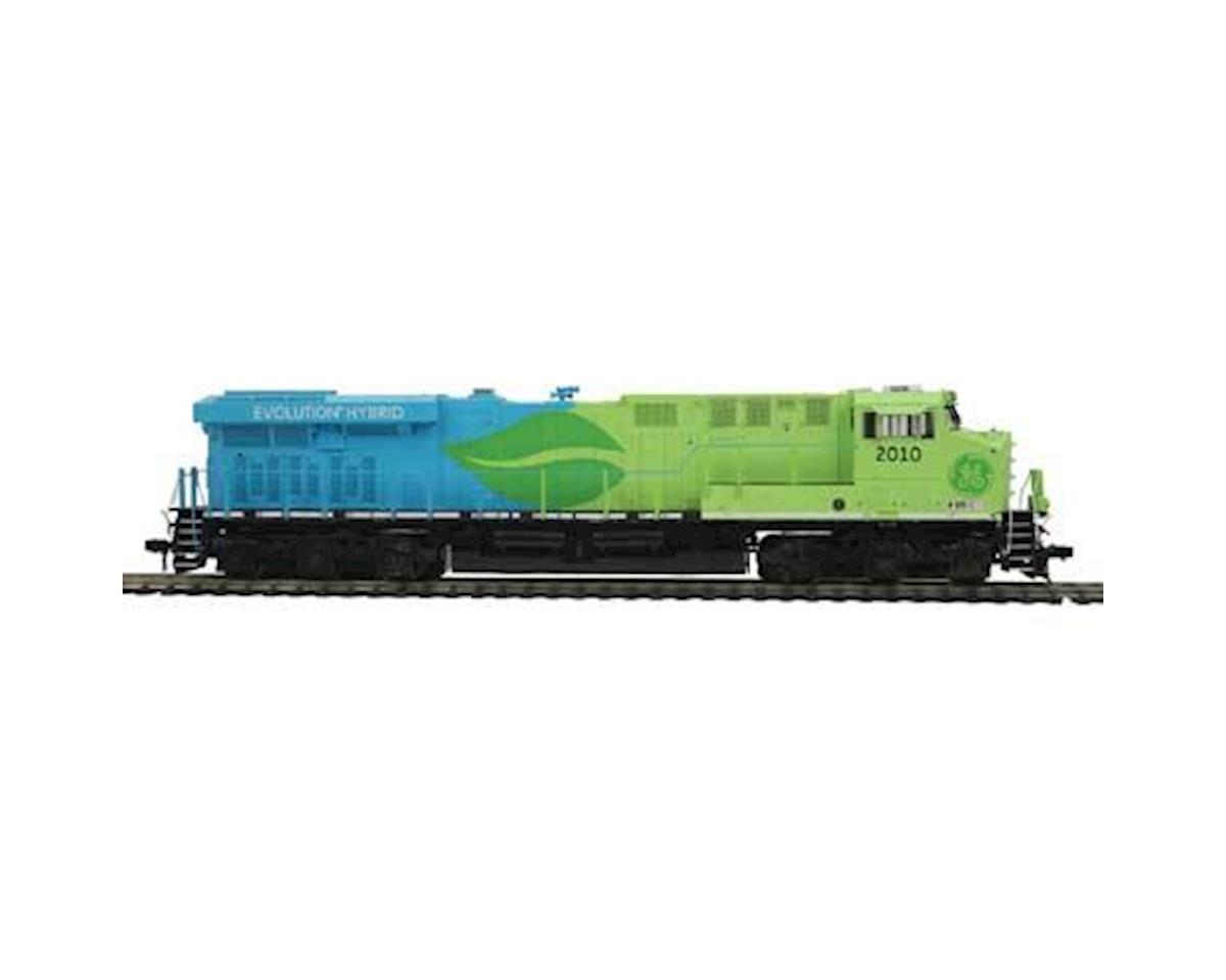 MTH Trains HO ES44AC w/PS3, GEVO #2010