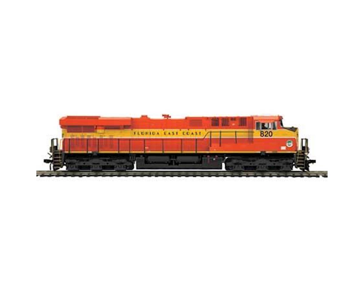 MTH Trains HO ES44AC w/PS3, FEC #810