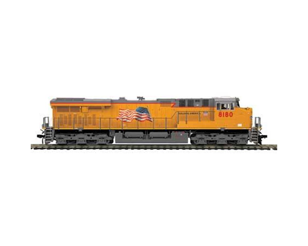 MTH Trains HO ES44AC w/PS3, UP #8180