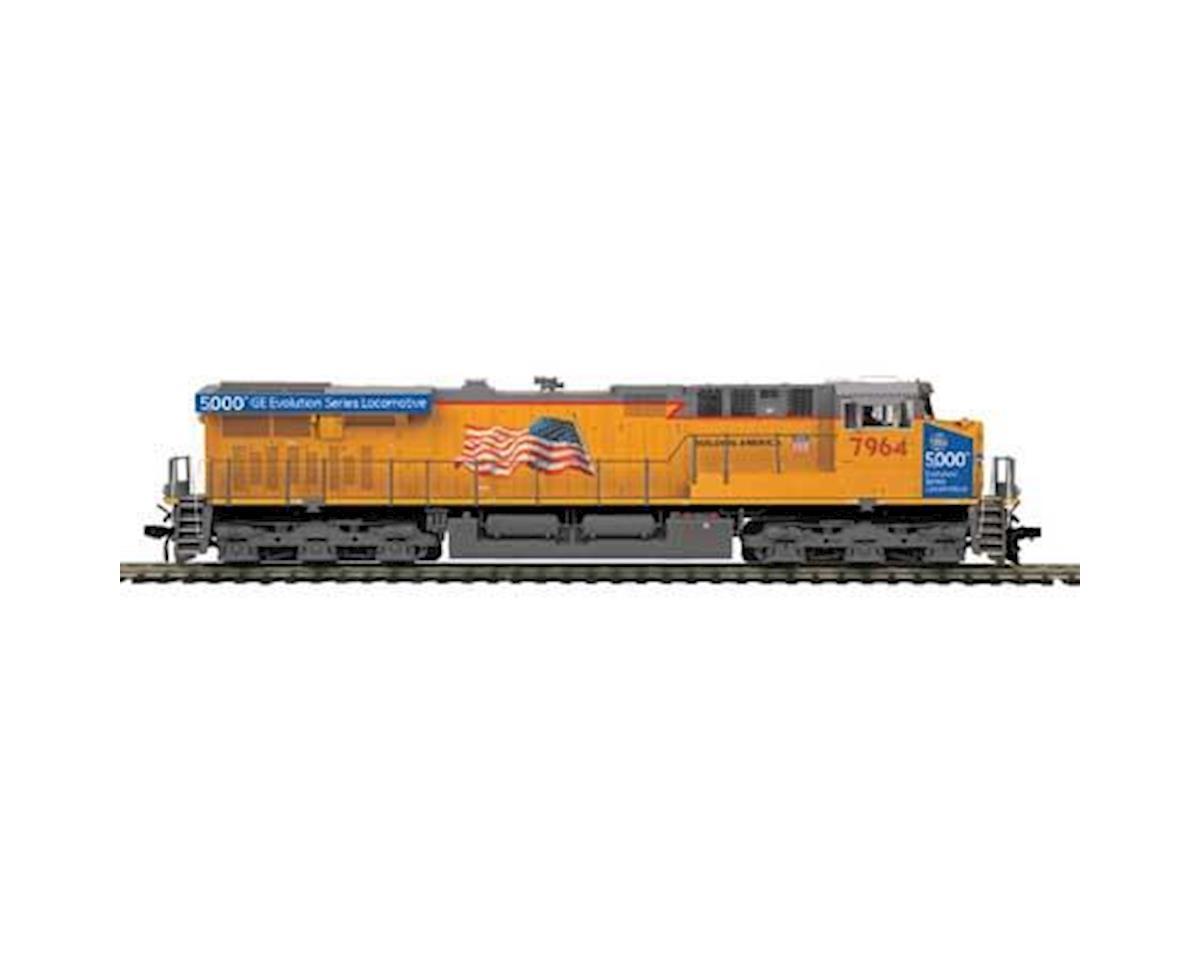 MTH Trains HO ES44AC w/PS3, UP #7964