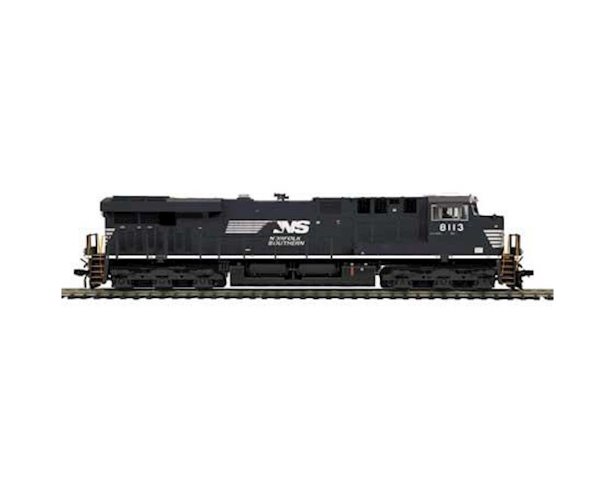 MTH Trains HO ES44AC w/PS3, NS #8113