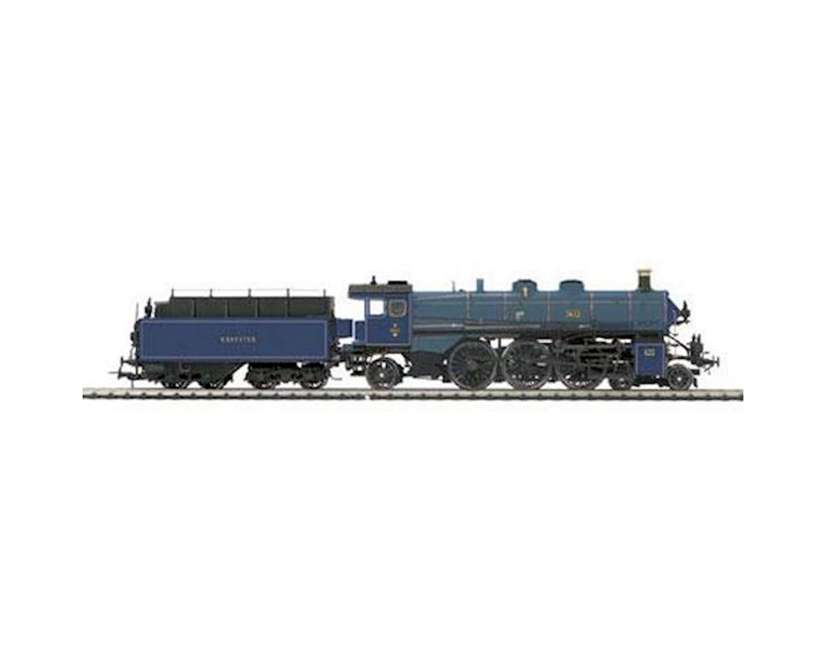 MTH Trains HO S3/6 w/PS3, KBayStsB #3632
