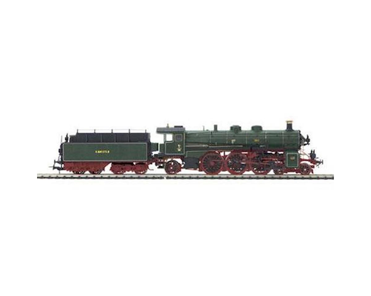 MTH Trains HO S3/6 w/PS3, KBayStsB #3641