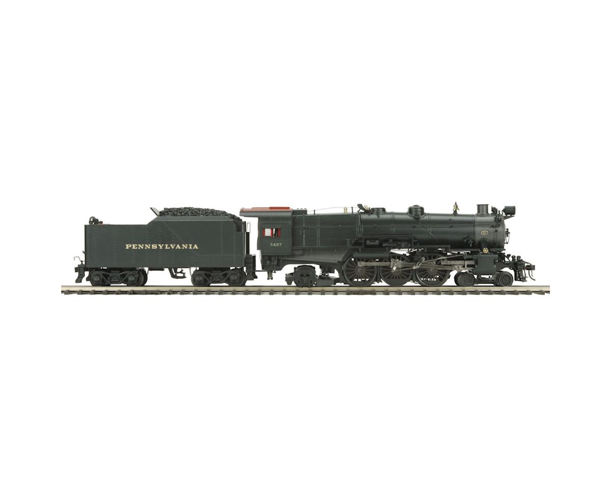MTH Trains HO 4-6-2 K-4s w/PS3, PRR #5497