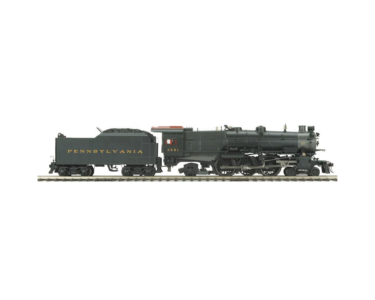 MTH Trains HO 4-6-2 K-4s Modern w/PS3, PRR #3681