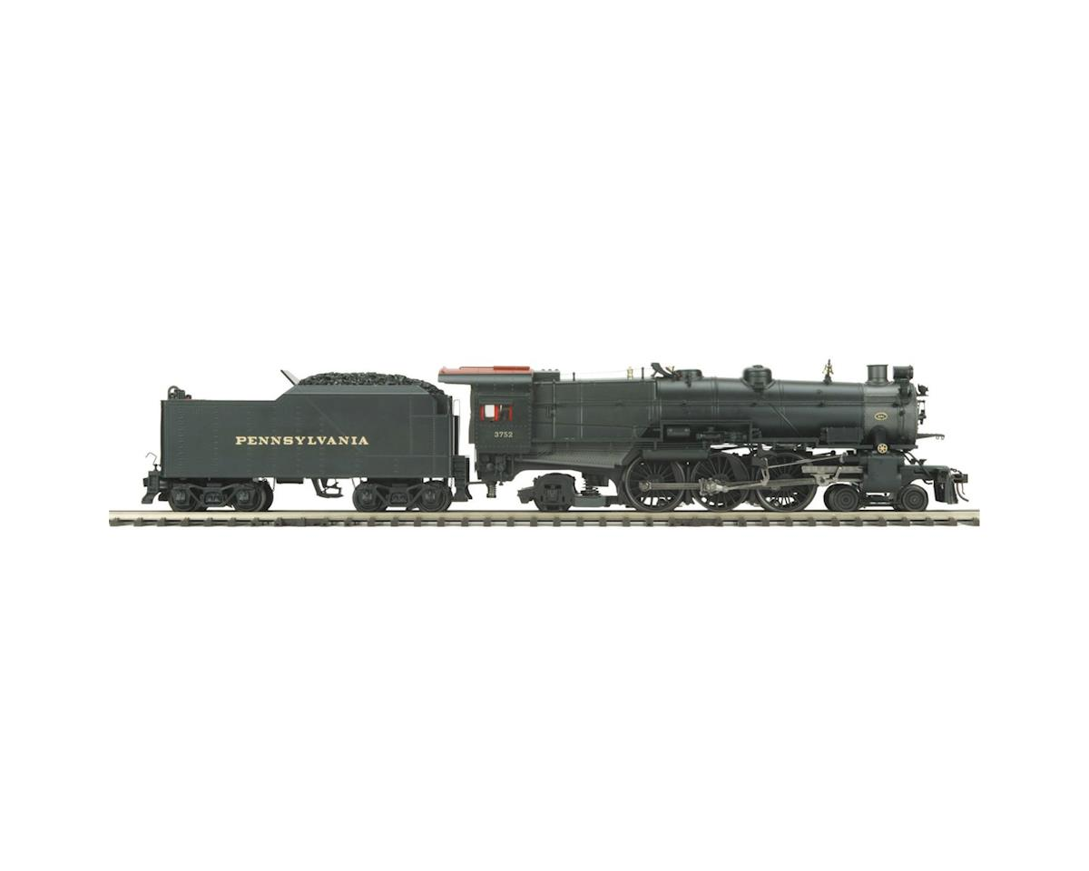 MTH Trains HO 4-6-2 K-4s Modern w/PS3,  PRR #3752
