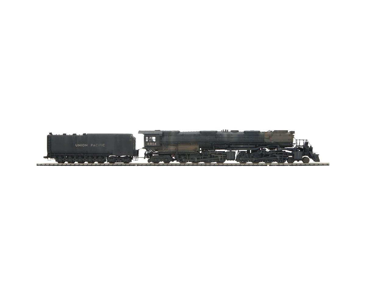 MTH Trains HO Signature 4-8-8-4 Big Boy w/PS3/Oil, UP #4014