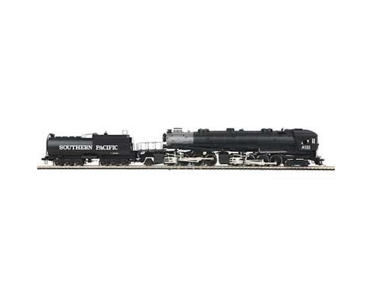 MTH Trains HO 4-8-8-2 AC6 Cab Forward w/PS3, SP #4131/Silver