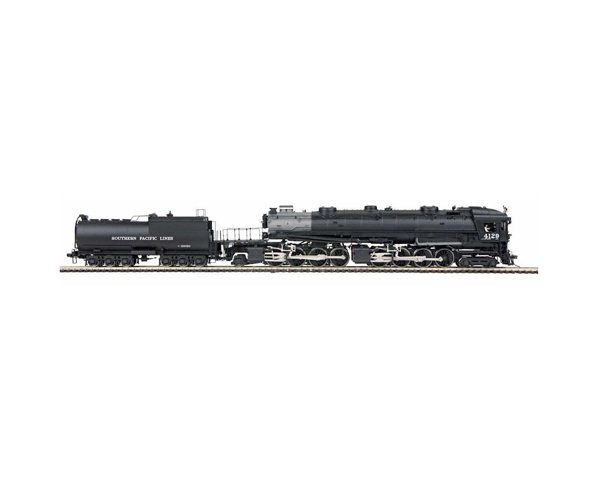 MTH Trains HO 4-8-8-2 AC6 Cab Forward w/PS3, SP Lines #4129