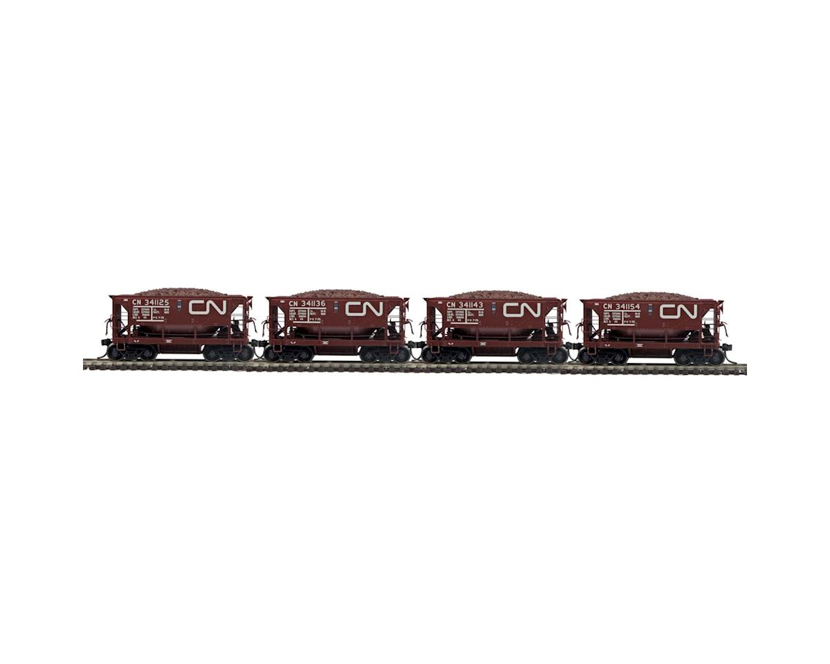MTH Trains HO 70T Ore Car, CN #2 (4)
