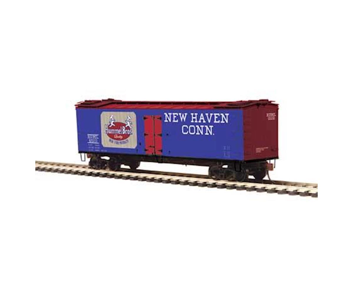 MTH Trains HO R40-2 Wood Reefer, Hummel Brothers #65151