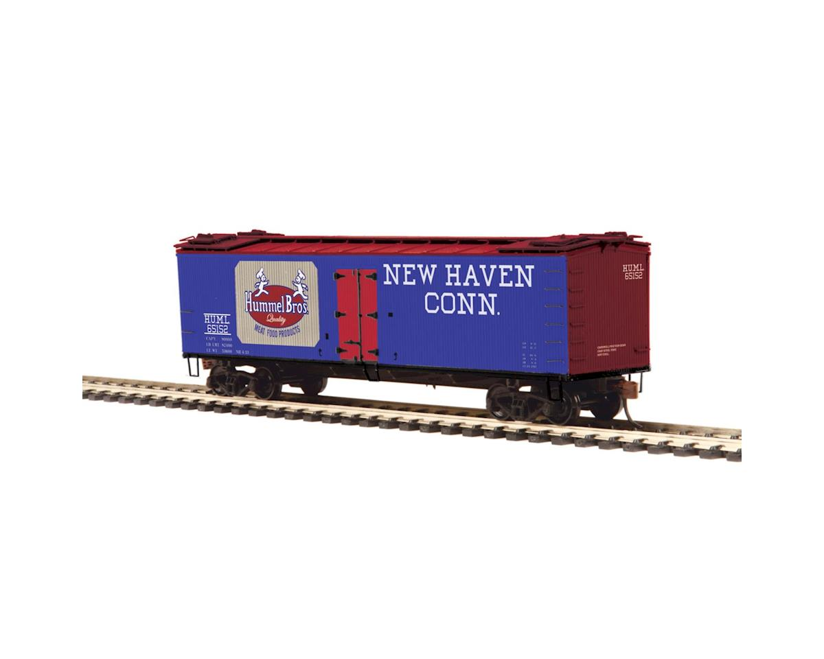 MTH Trains HO R40-2 Wood Reefer, Hummel Brothers #65152