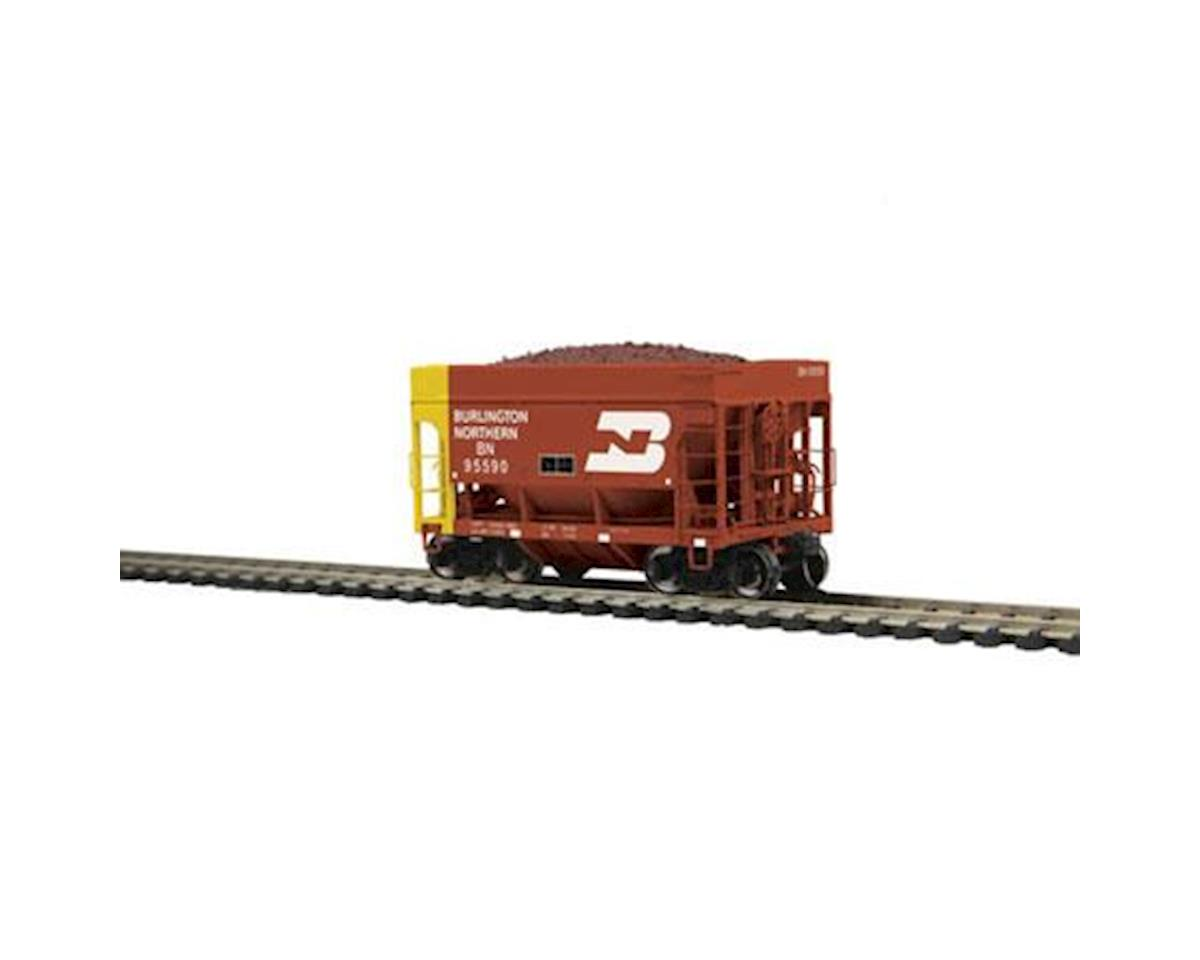 MTH Trains HO 70-Ton High Side Ore Car, BN #95590