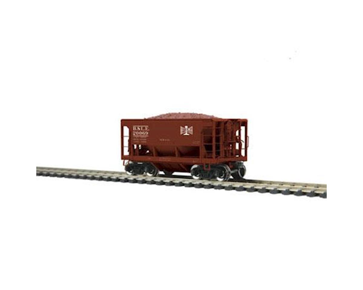 MTH Trains HO 70-Ton Ore Car, B&LE #20069