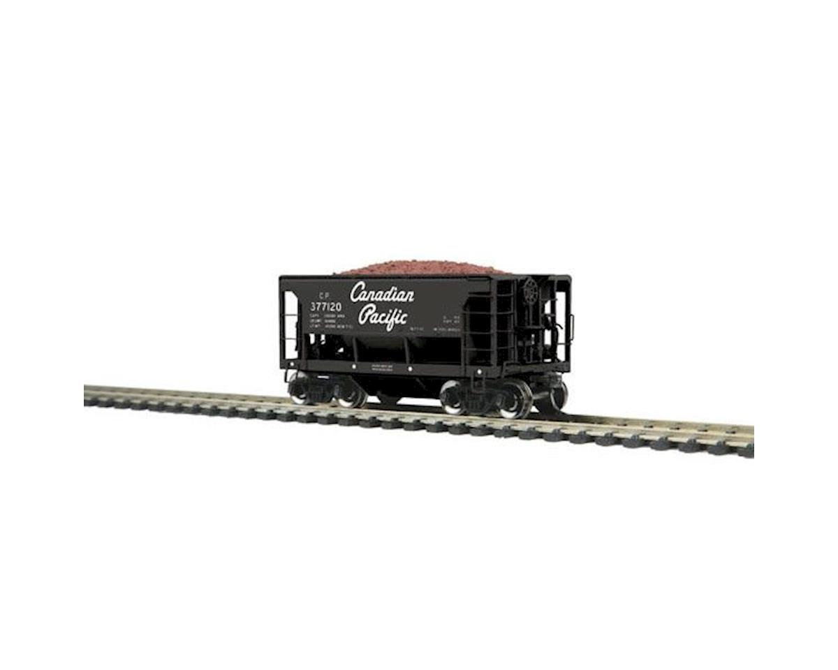 MTH Trains HO 70-Ton Ore Car, CPR #377120