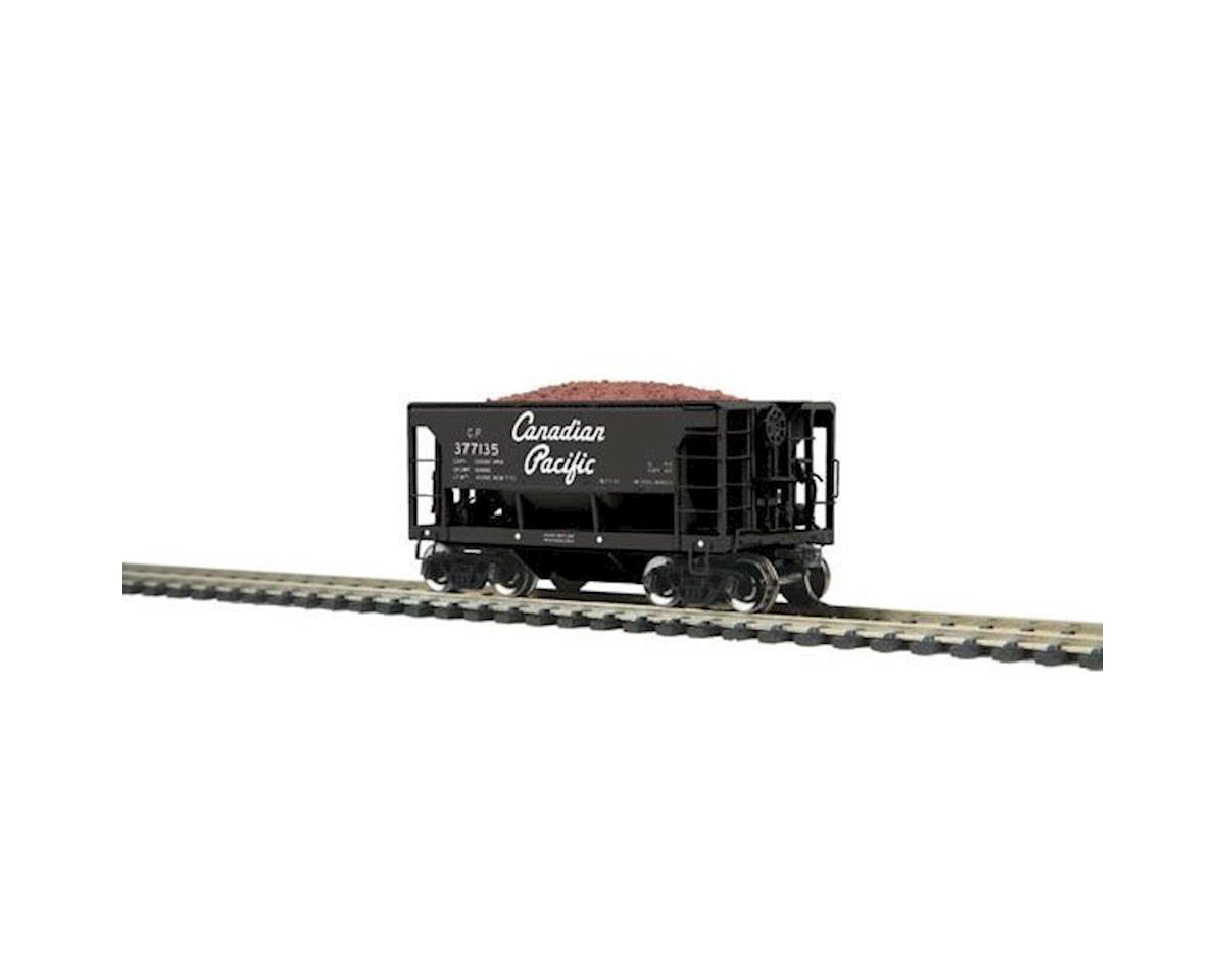 MTH Trains HO 70-Ton Ore Car, CPR #377135