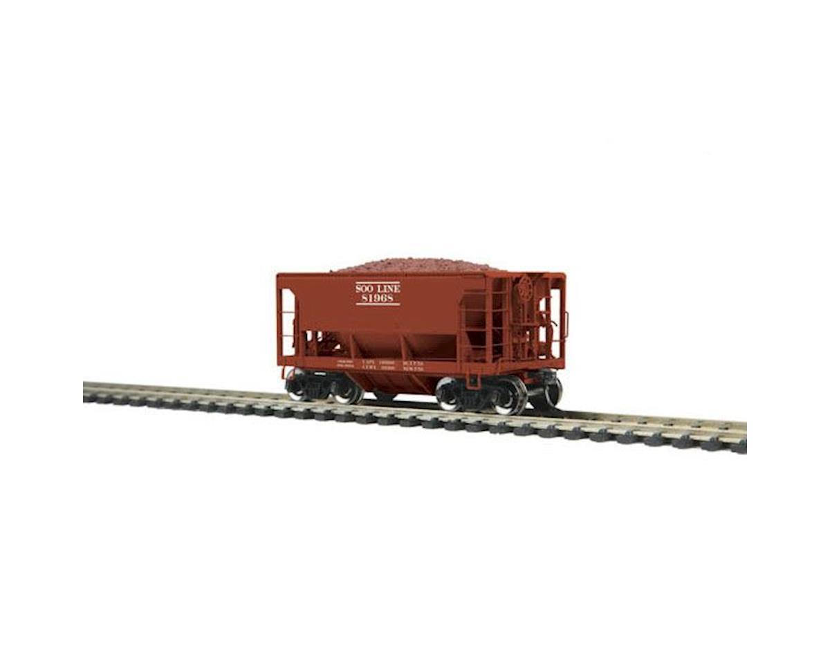 MTH Trains HO 70-Ton Ore Car, SOO #81968