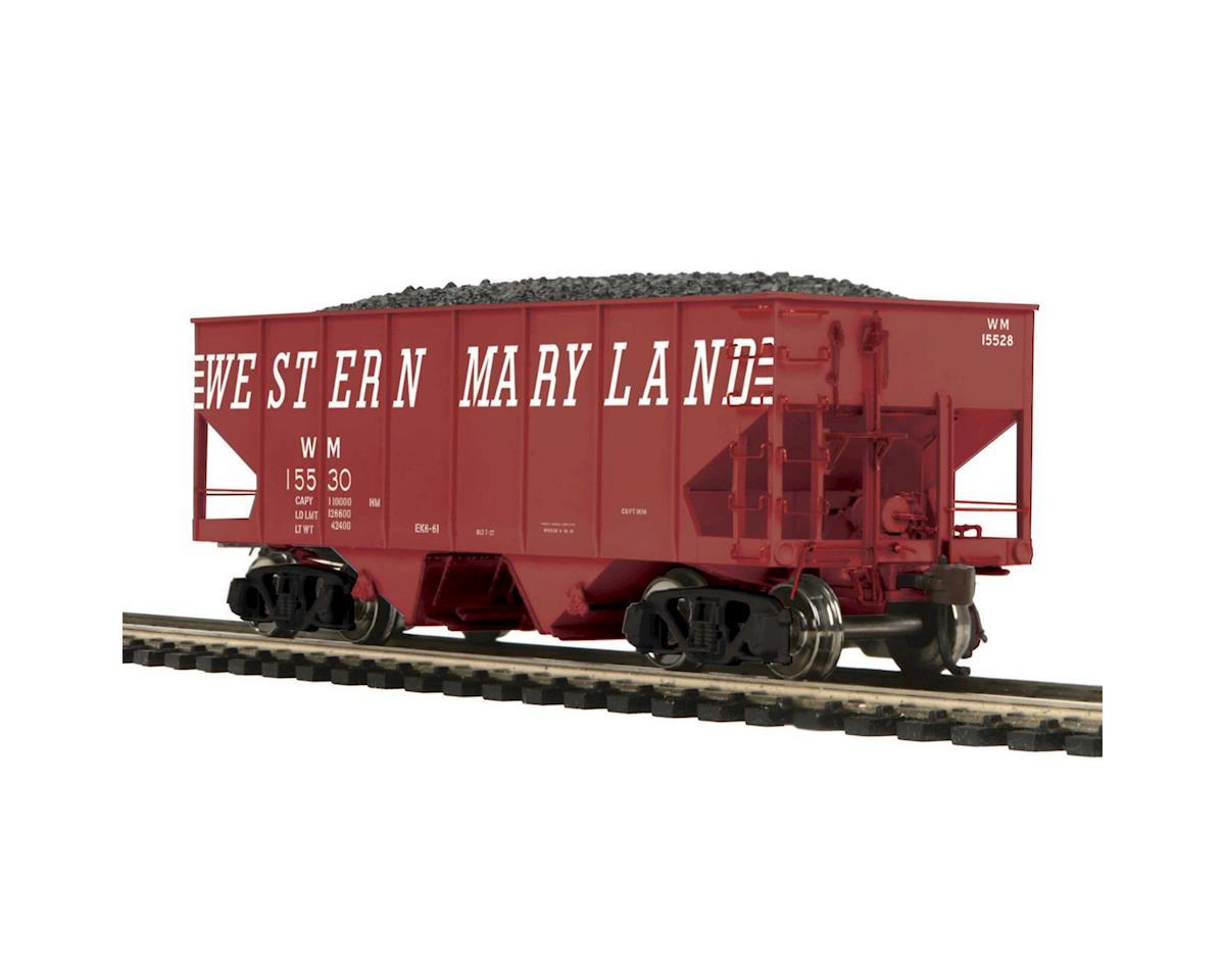 MTH Trains HO 55-Ton Twin Hopper, WM #15530