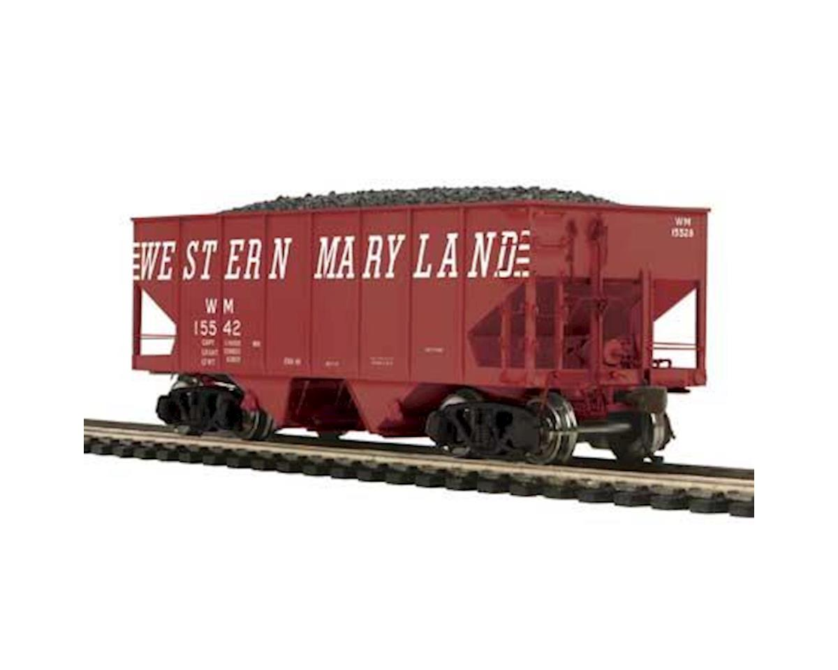 MTH Trains HO 55-Ton Twin Hopper, WM #15542
