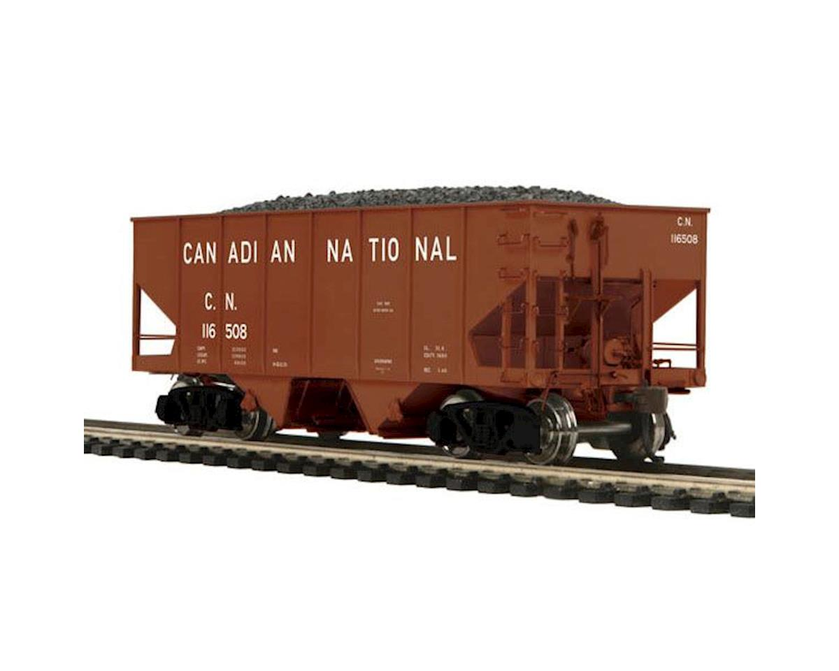 MTH Trains HO 55-Ton Twin Hopper, CN #116508