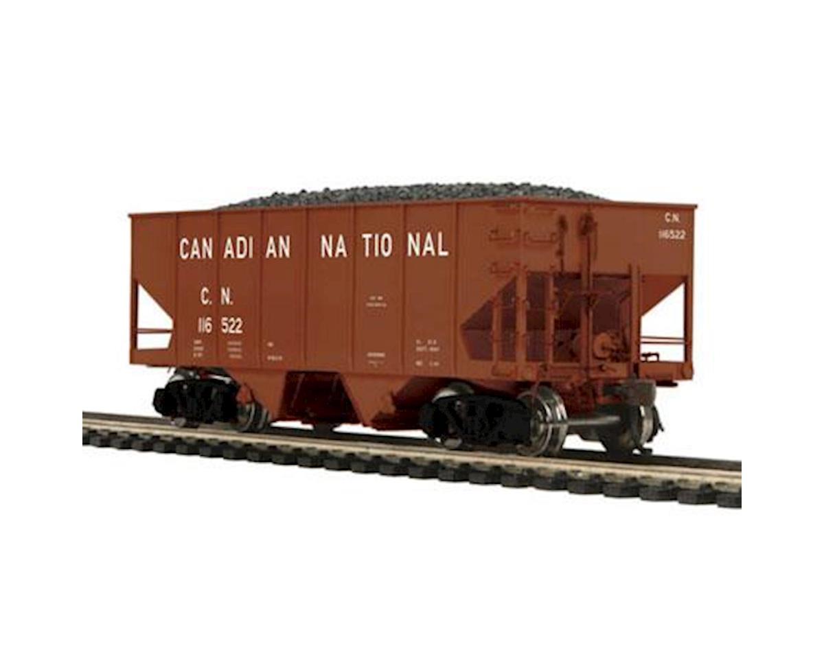 MTH Trains HO 55-Ton Twin Hopper, CN #116522