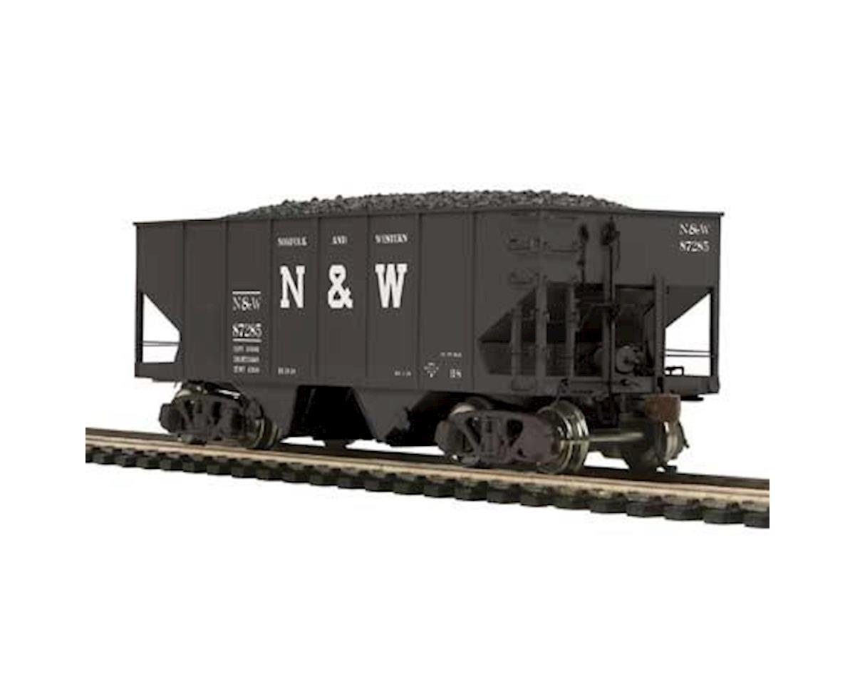 MTH Trains HO USRA 55-T Steel Twin Hopper, N&W #87285