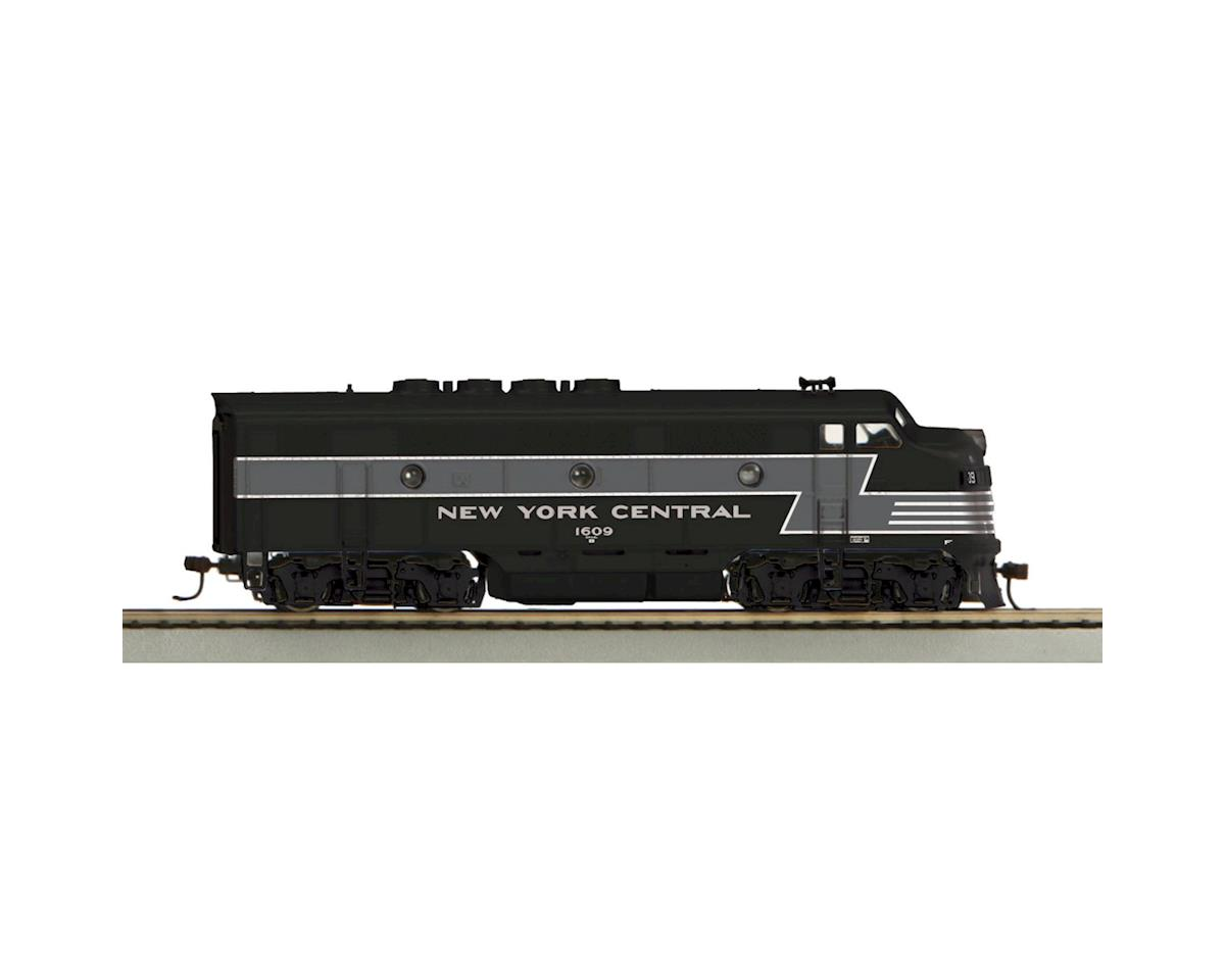 MTH Trains HO F3A w/NMRA, NYC #1609
