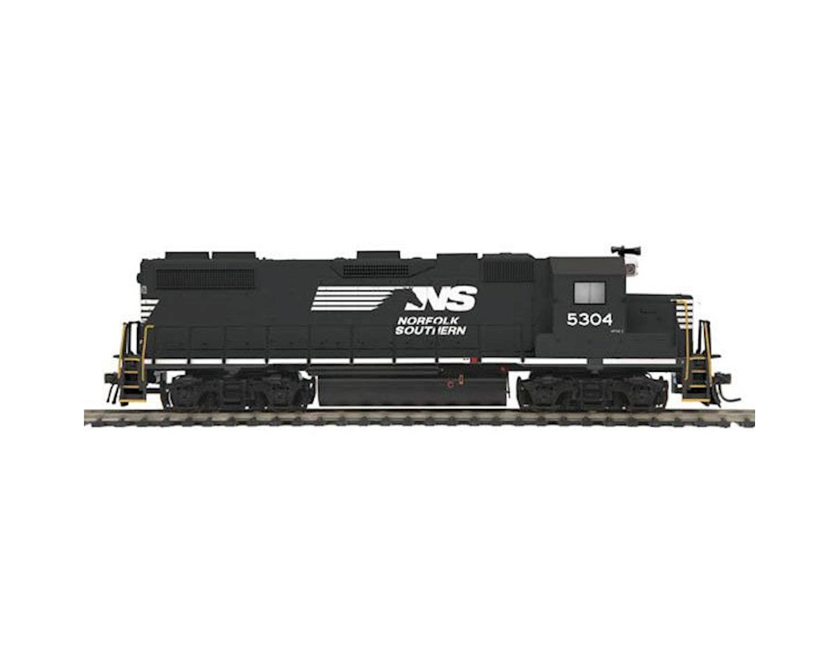 MTH Trains HO GP38-2 w/PS3, NS #5304