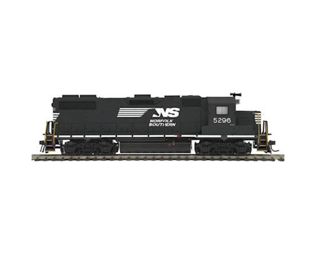 MTH Trains HO GP38-2 w/NMRA, NS #5296