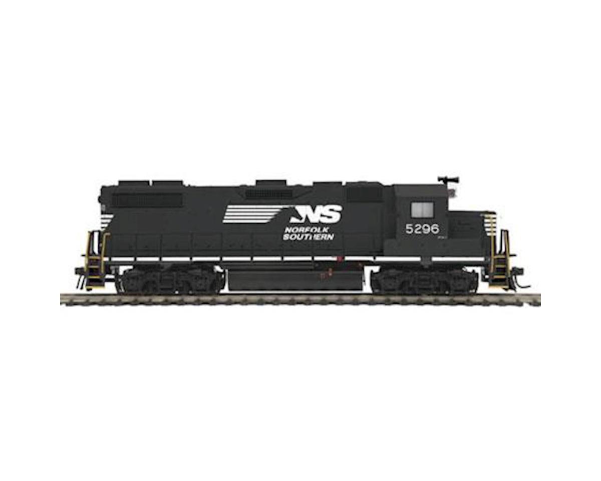 MTH Trains HO GP38-2 w/NMRA, NS #5296