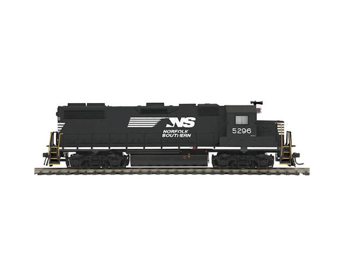 MTH Trains HO GP38-2 w/PS3, NS #5296