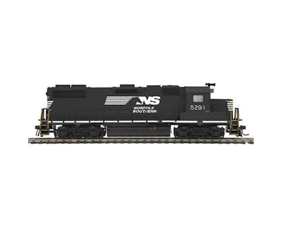 MTH Trains HO GP38-2 w/NMRA, NS #5291