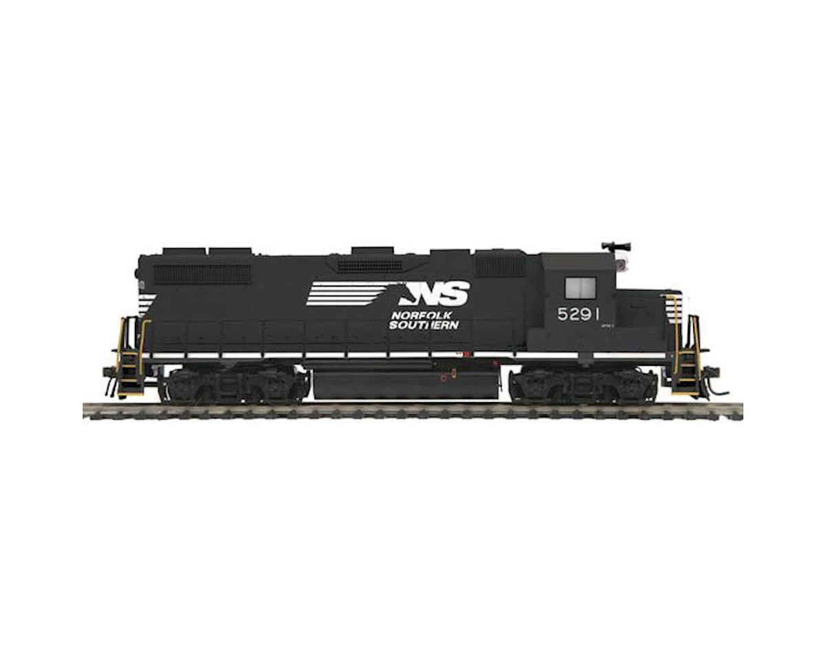 MTH Trains HO GP38-2 w/PS3, NS #5291