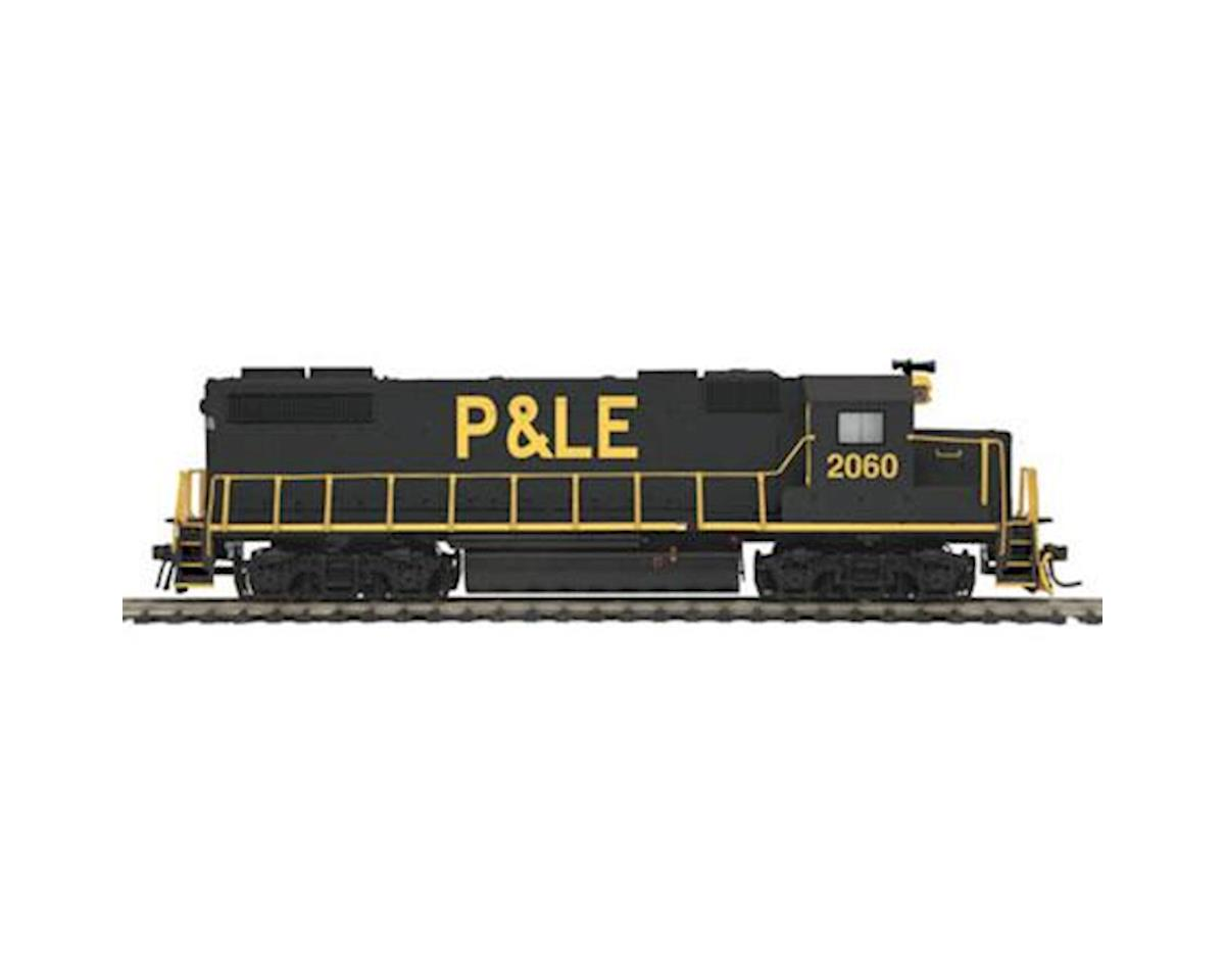 MTH Trains HO GP38-2 w/NMRA, P&LE #2060