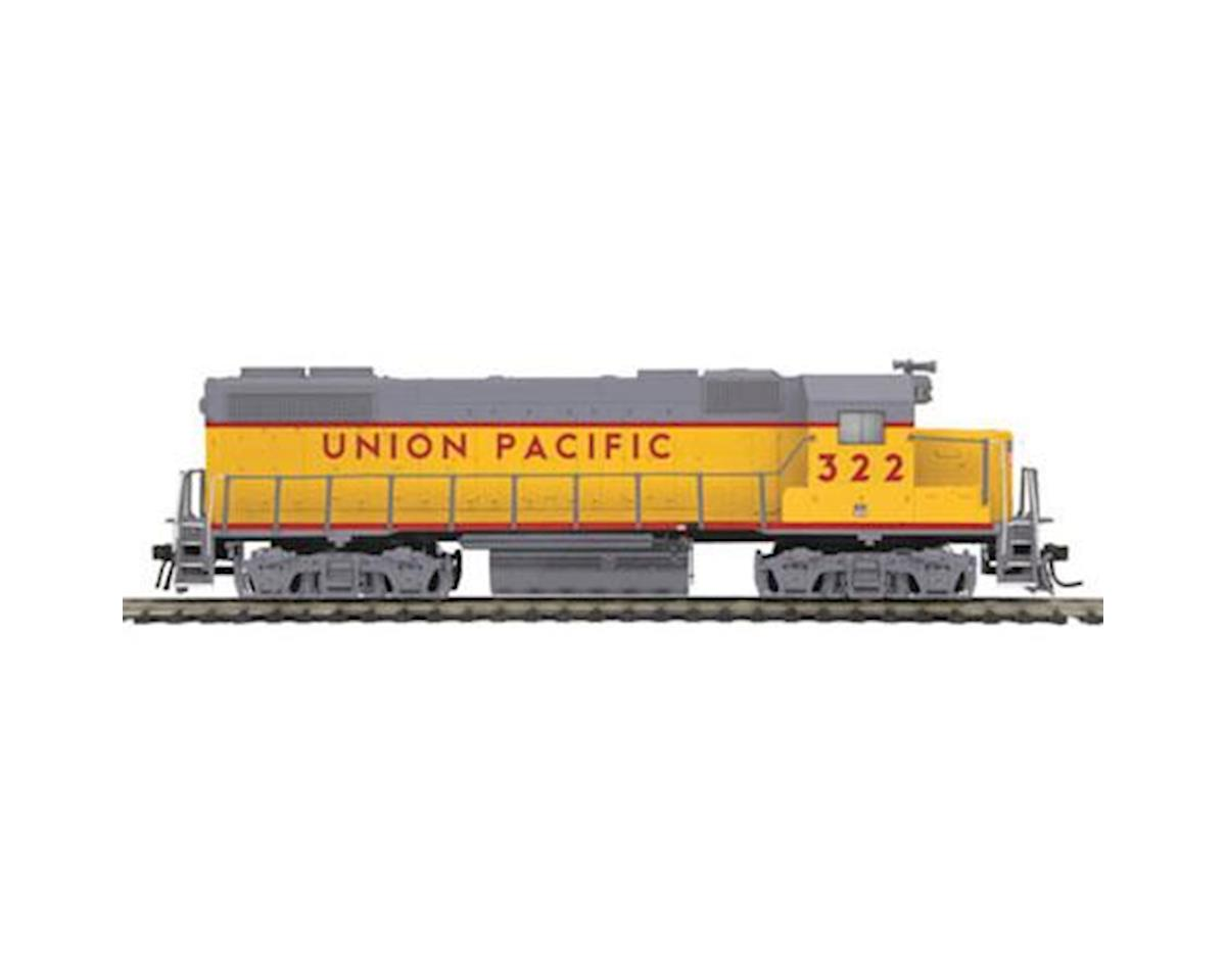 MTH Trains HO GP38-2 w/NMRA, UP #322