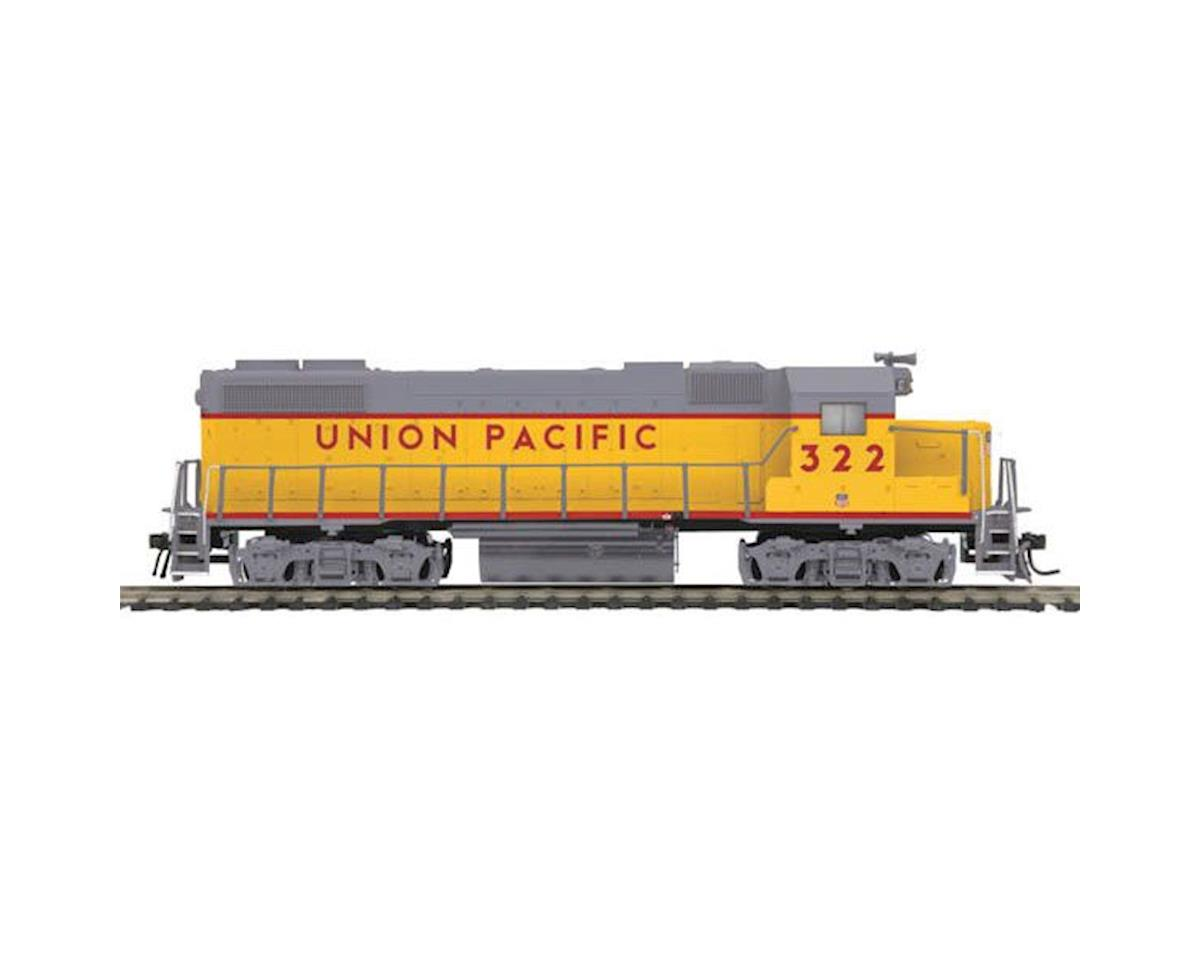 MTH Trains HO GP38-2 w/PS3, UP #322