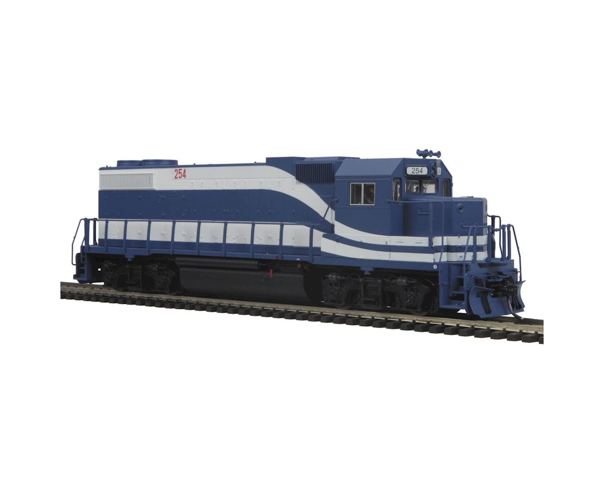 MTH Trains HO GP38-2 w/NMRA, LIRR # 254