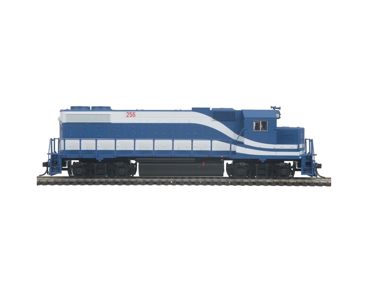 MTH Trains HO GP38-2 w/NMRA, LIRR # 256