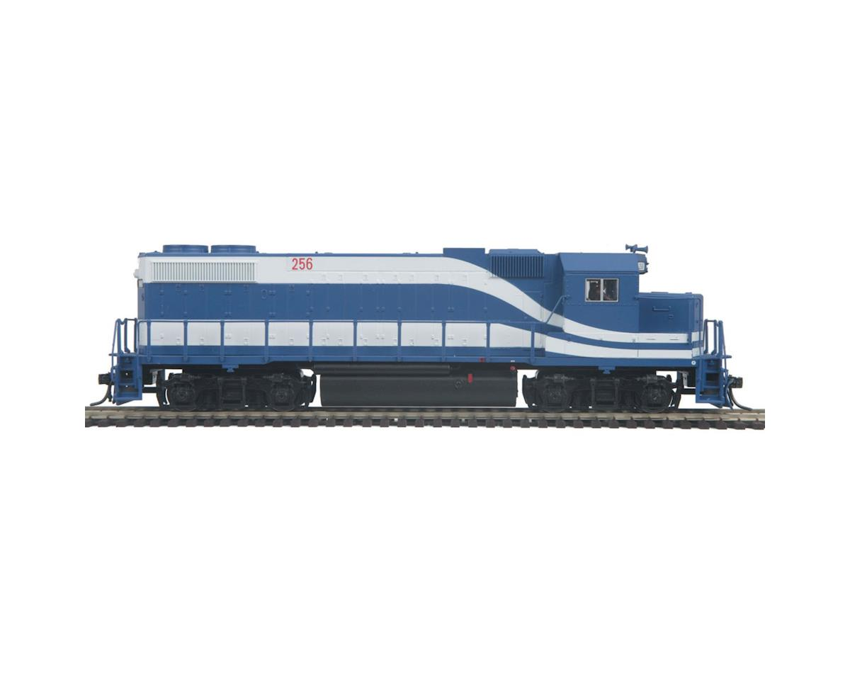 MTH Trains HO GP38-2 w/PS3, LIRR #256
