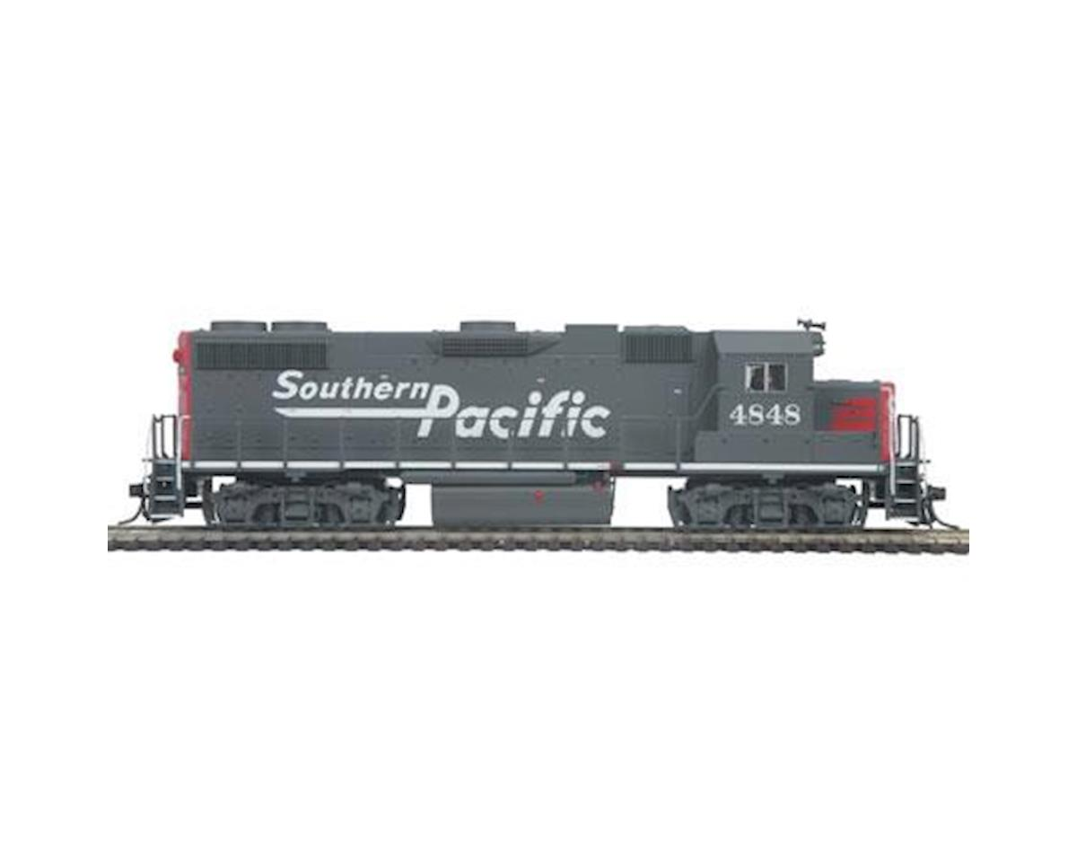 HO GP38-2 w/PS3, SP #4848 by MTH Trains