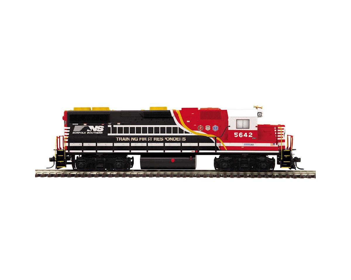 MTH Trains HO GP38-2 w/NMRA Socket, NS/First Responder #911