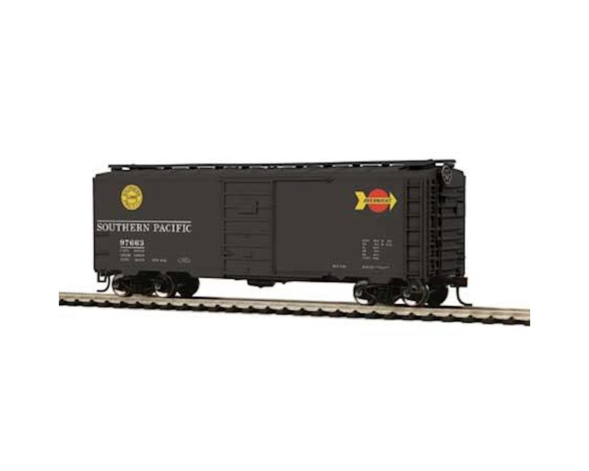 MTH Trains HO 40' PS-1 Box, SP #97663