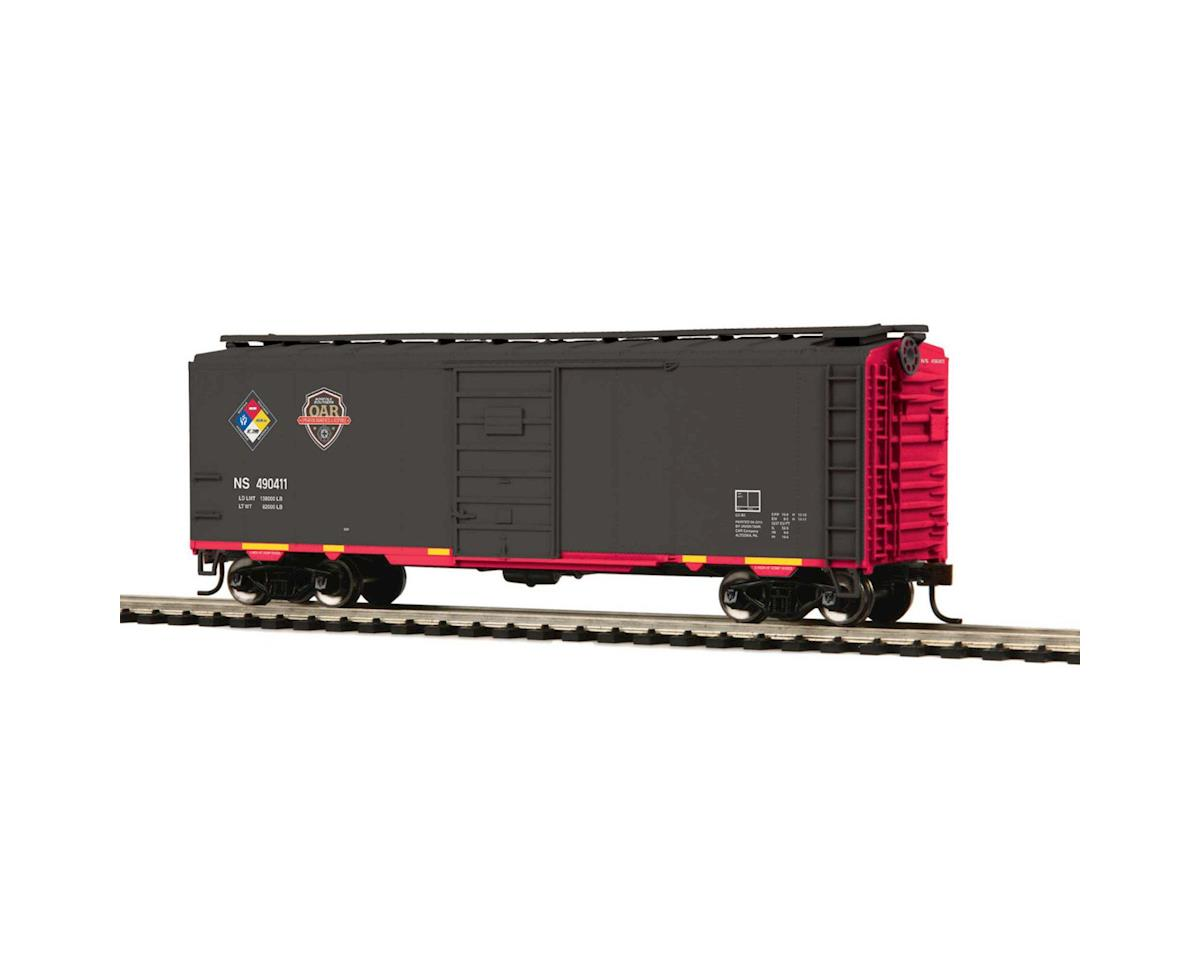 MTH Trains HO 40' PS-1 Box, NS #490411