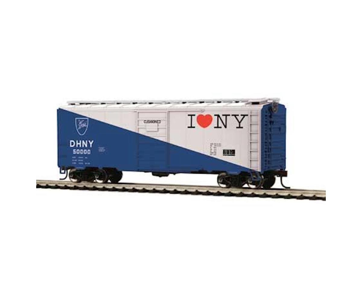 MTH Trains HO 40' PS-1 Box, D&H #50000