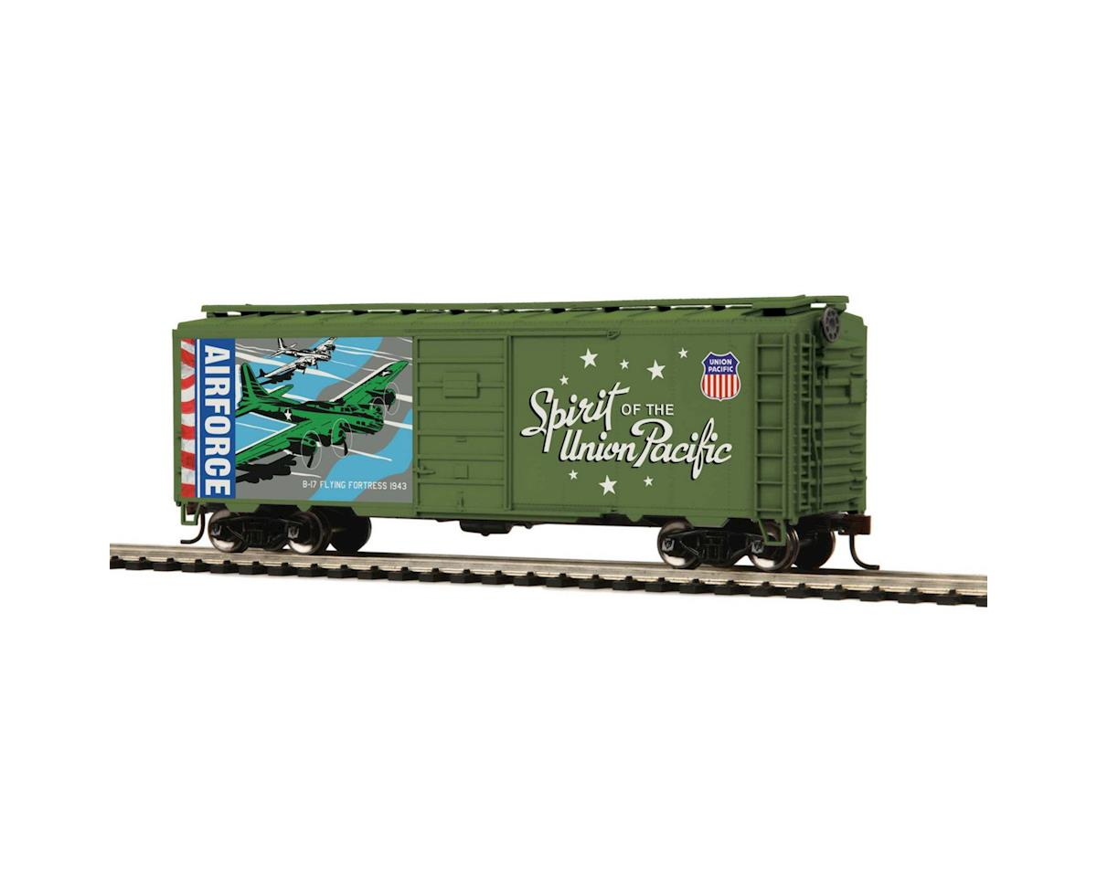 MTH Trains HO 40' PS-1 Box, US Air Force/Spirit of UP