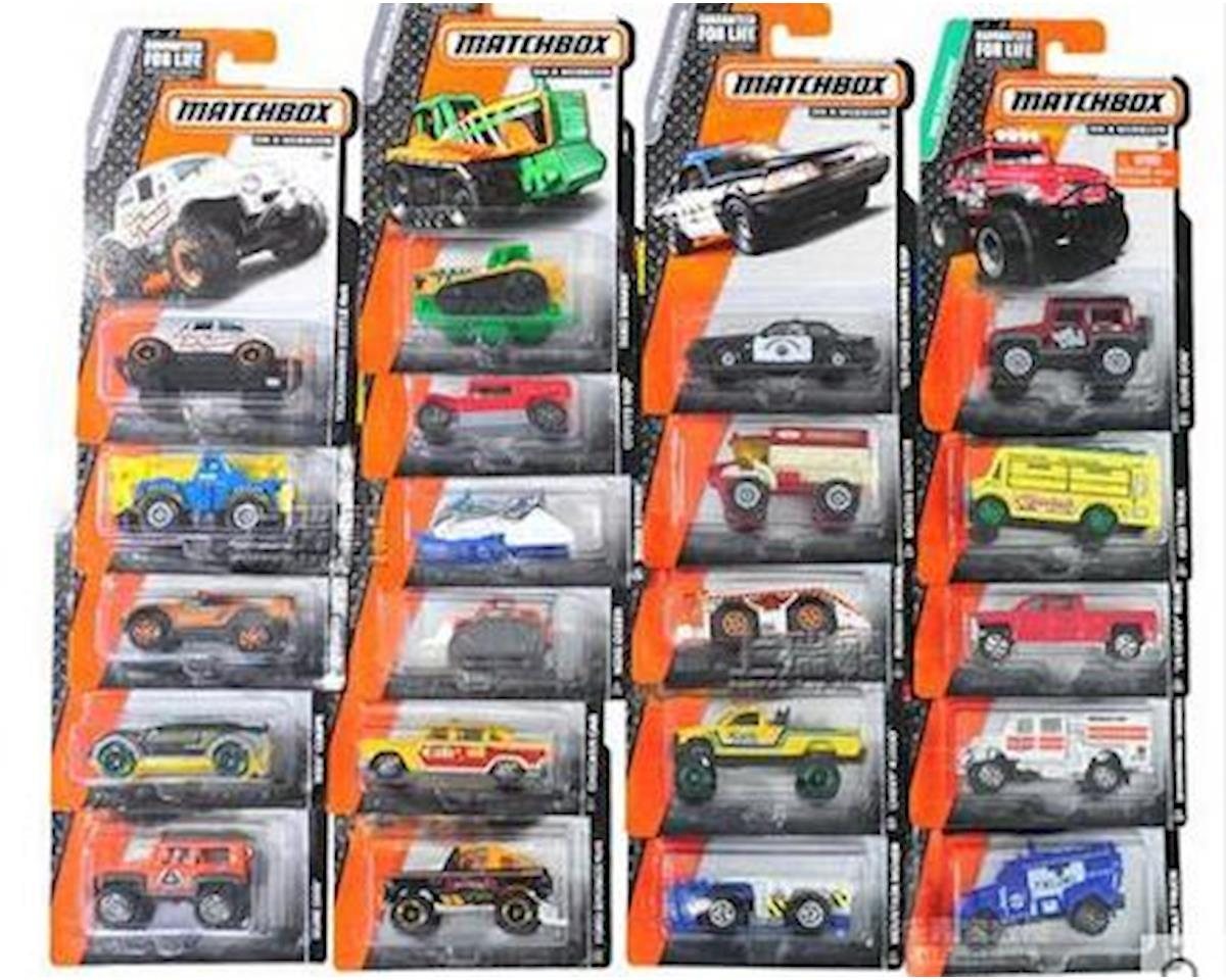 Mattel Matchbox 30782 1/64 Matchbox Assortment