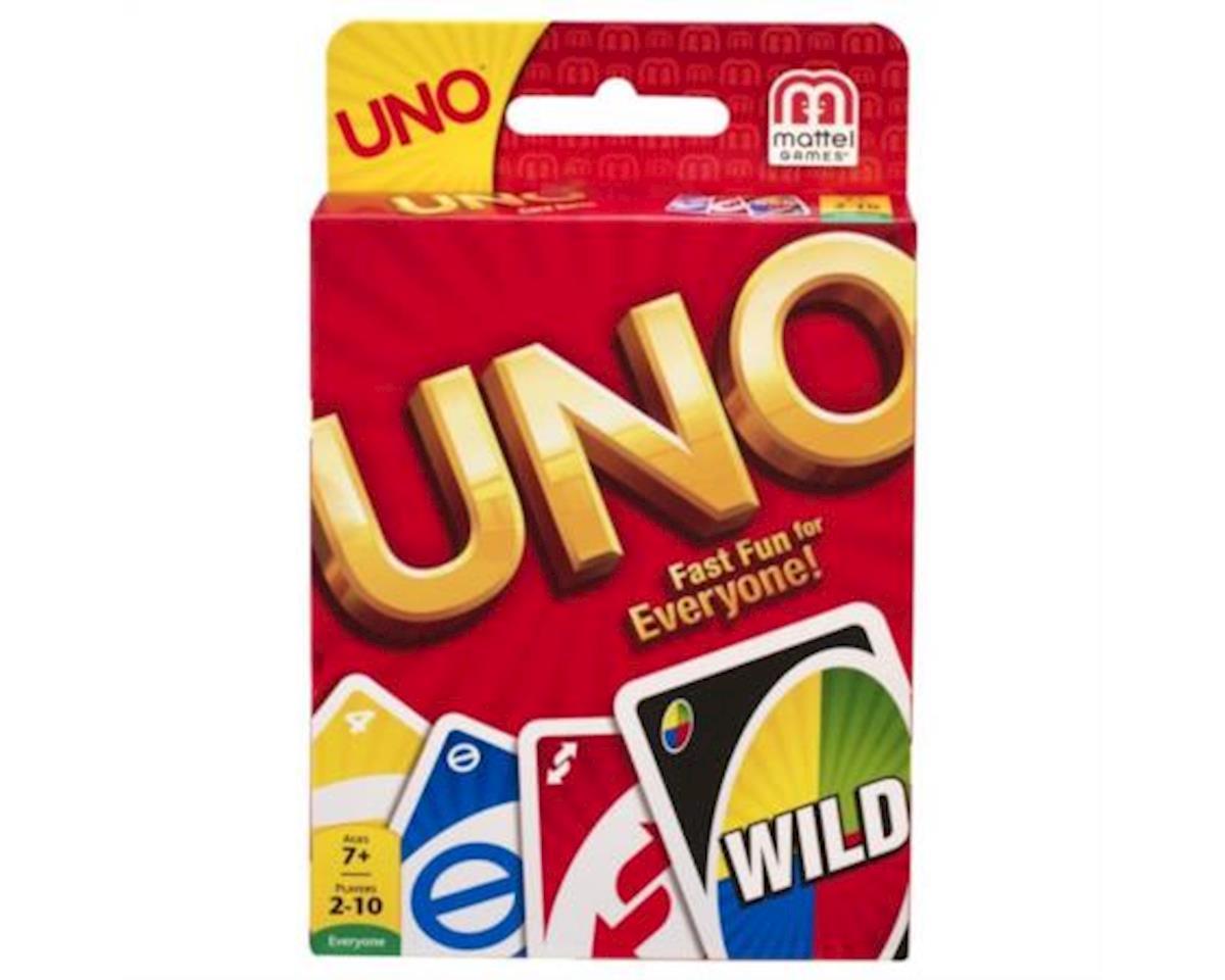 Uno Checklane (12) by Mattel