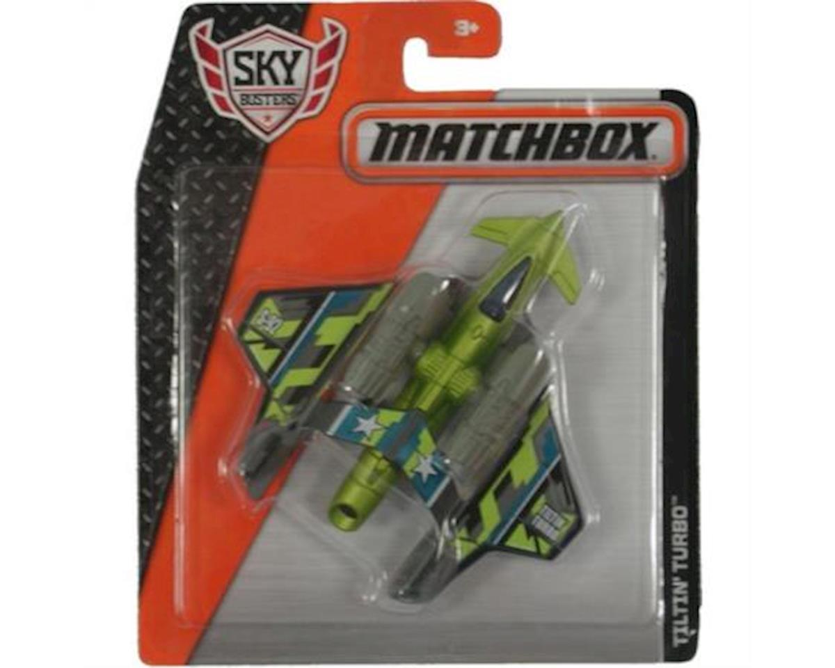 Mattel Matchbox Skybuster Airplane